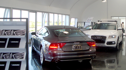 Sprung Automotive Dealership ideas