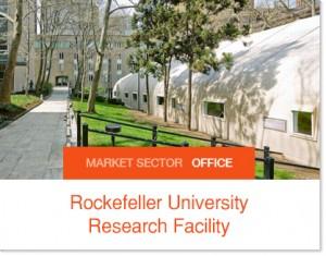 Rockefeller University Research Facility - Sprung Structure