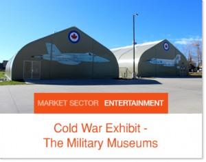 Cold War Exhibit - Sprung Structure