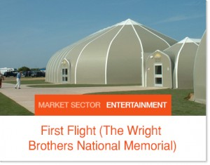 First Flight - Sprung Structure