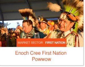 Enoch Cree Pow wow Facility
