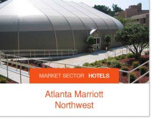 Atlanta Marriott Northwest hotel banqet facility