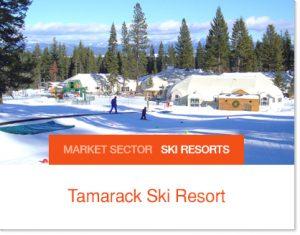 Tamarack Ski Resort Sprung Structure