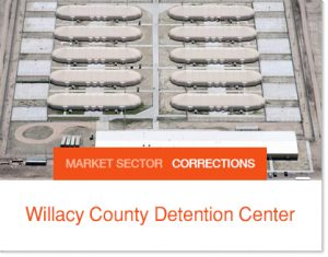 Willacy County Detention Center Sprung Structure