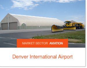 Denver International Airport Sprung Buildings