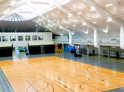 Sprung Sports Buildings - community center
