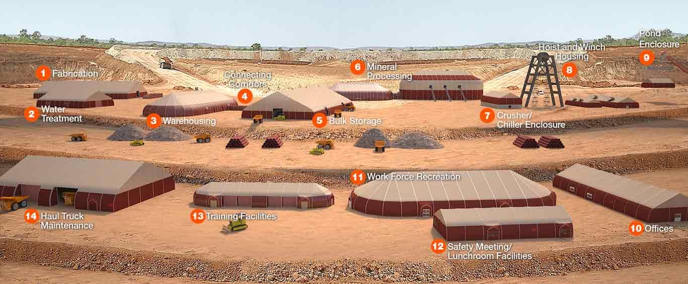 Sprung Mine Site