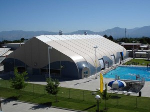 Accessories Sprung fabric structure