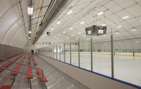 Ice Arenas for Municipalities and Ice Arenas for Communities