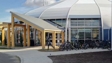 Martensville Community Fitness Center - Sprung Structures
