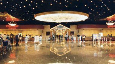 Architects Casino Sprung Modular Structures