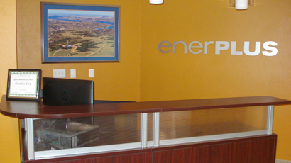 Enerplus - Sprung modular structures Offices - Accommodations - Maintenance Structure