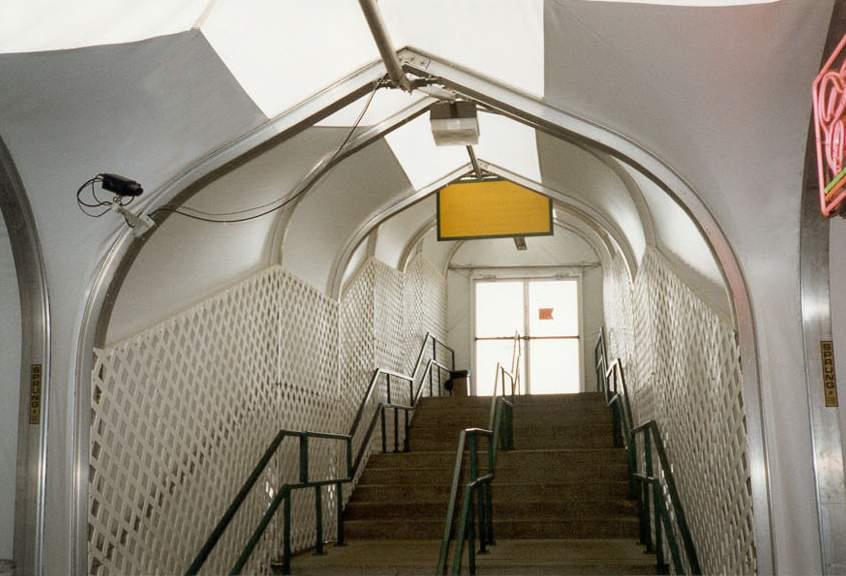 Sprung Connecting Corridors prefab buildings