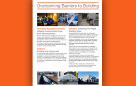 Overcoming Barriers to Building Homeless Shelters