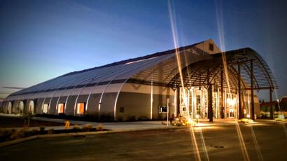 Sprung Church - New Life Christian Center
