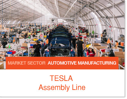 Tesla Assembly Line Project Report