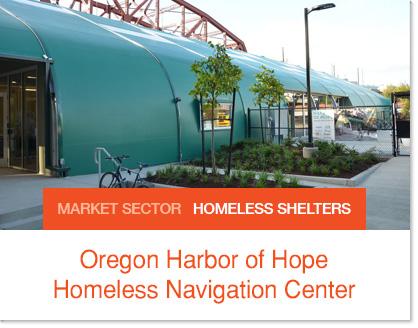 Oregon of Hope Homeless Shelter