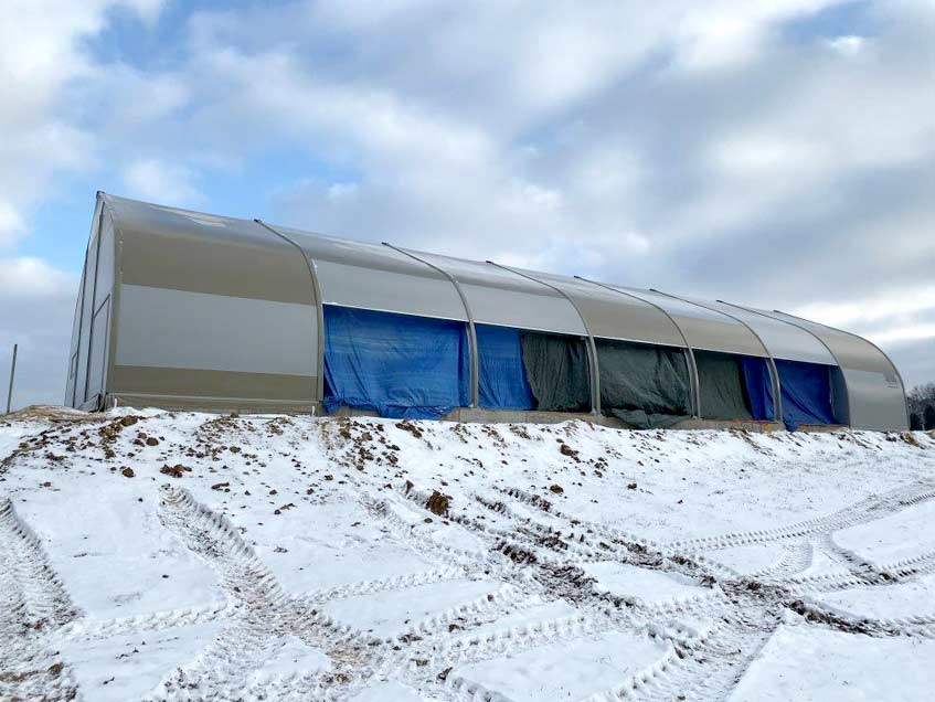 Tyrol Basin Ski and Snowboard Area dining facility