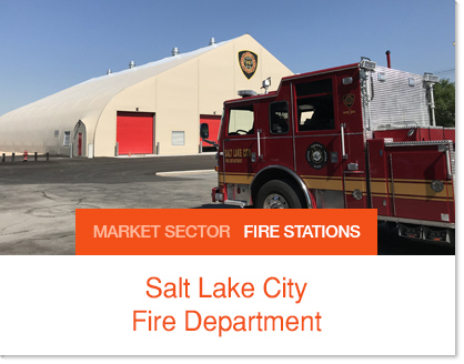 Salt Lake City Logistics Equipent Storage and Office Space - Fire Department