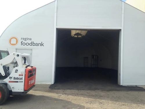 regina food bank greeenhouse
