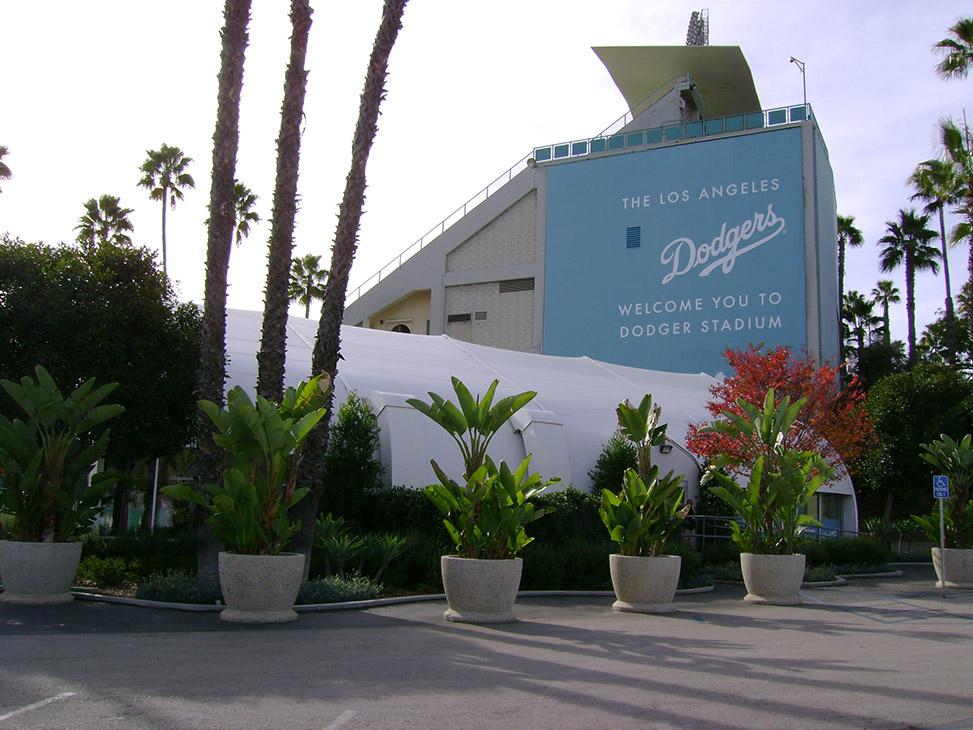 المحل الرسمي لفريق دودجر لوس أنجلوس